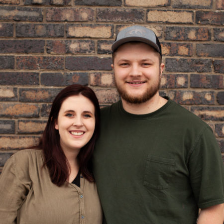 Photo of Chris and Bethany Laird