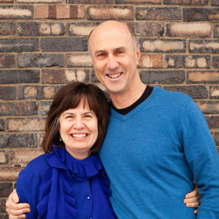 Photo of Kelly and Diana Walters