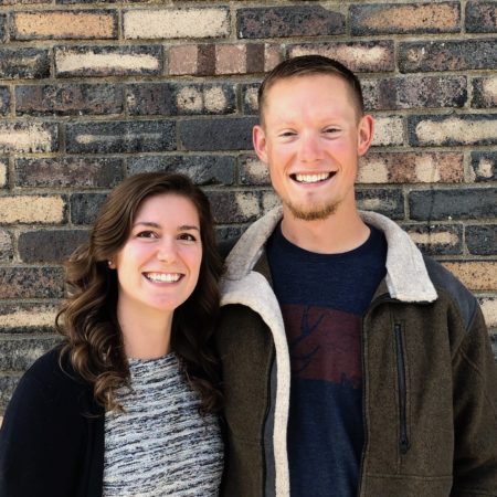 Photo of Ben and Stephanie Greving